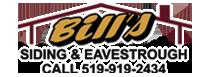 Bill's Siding & Eavestrough